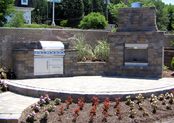Outdoor fireplace plans do yourself http www omnipropittsburgh com