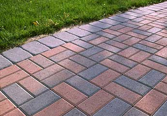 interlocking holland concrete pavers - easy to install - long lasting
