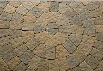 Circle Interlocking Pattern Stone Patterns For You